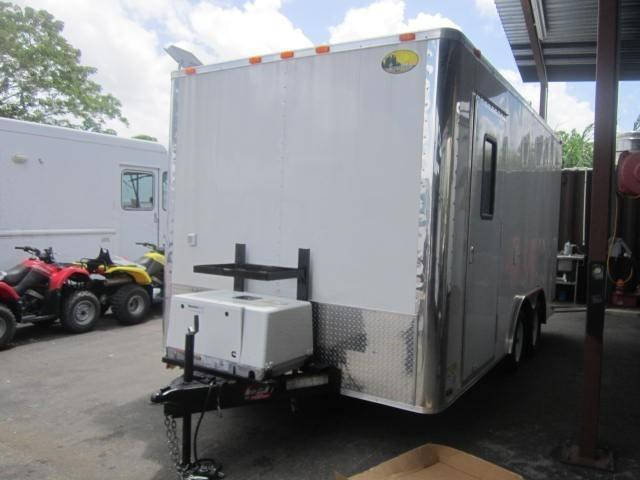 8.6 x 16 TA Vending / Concession Trailer in Ashburn, VA