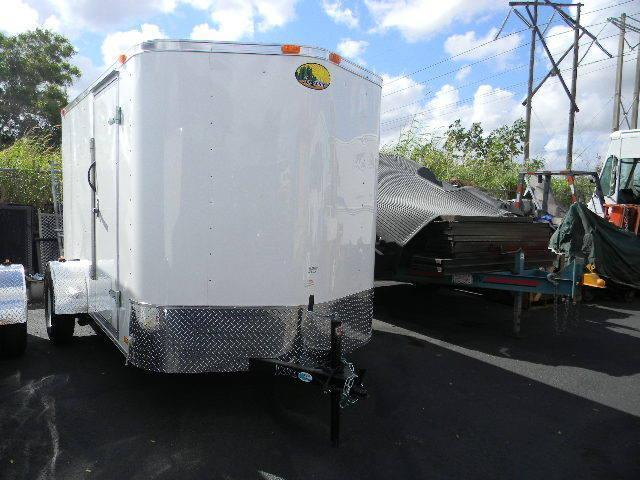 Forest River Inc. 5 x 8 Cargo / Enclosed Trailer in Ashburn, VA