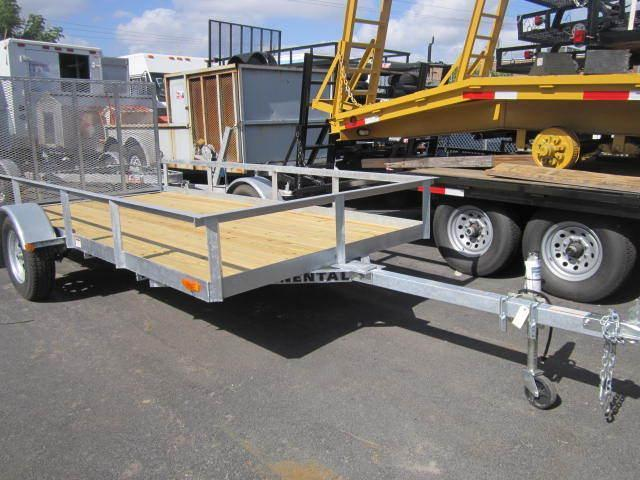 Continental Trailers 6 x 12 Open Utility Trailer in Ashburn, VA