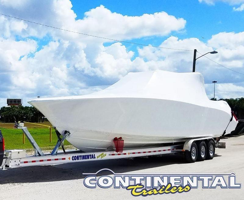 2018 Continental Trailers Continental Trailers Boat Trailer