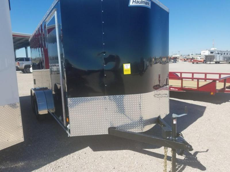 7 X 16 ENCLOSED/CARGO TRAILER @ Red Barn Trailers