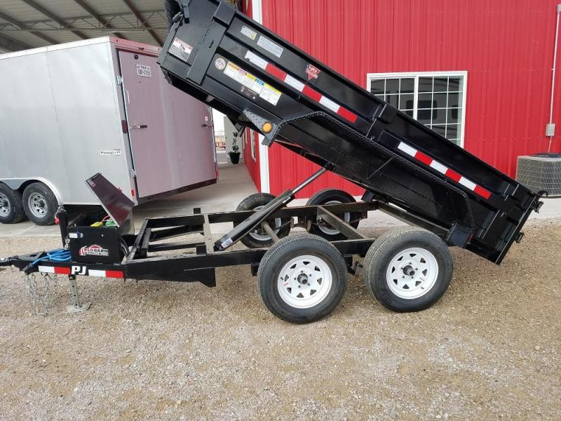 "60"" x 10' Utility Dump (D5) @ Red Barn Trailers"