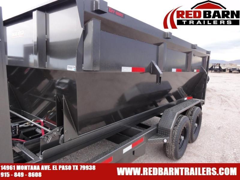 2020 MAXXD ROLL-OFF Dump Trailer
