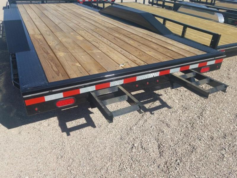 "102"" X 22' Equipment Hauler (H6) 14K @ Red Barn Trailers"