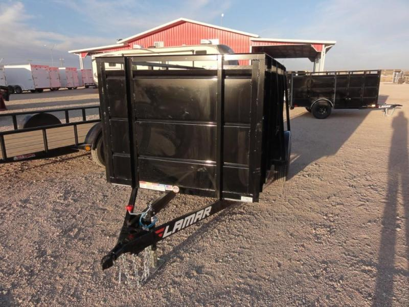 5x10 2019 Lamar Trailers ut601013 Utility Landscape Trailer @RedBarnTrailers