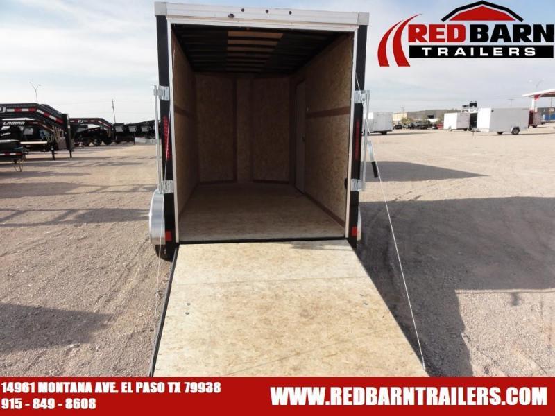 2020 Haulmark TSV612 Enclosed Cargo Trailer