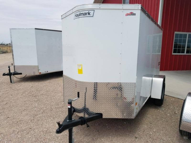 2018 5 X 10 ENCLOSED/CARGO TRAILER @ Red Barn Trailers