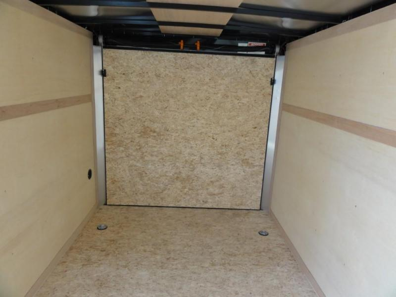 7x14 2019 Haulmark Passport  Enclosed Cargo Trailer @ Red Barn Trailers