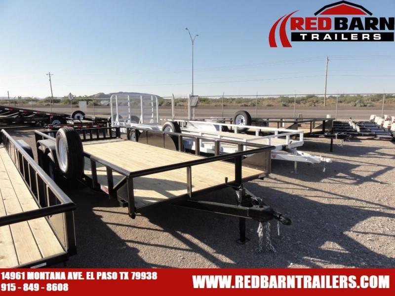 2019 GR Trailers UT7022WR07L Utility Trailer @RED BARN TRAILERS