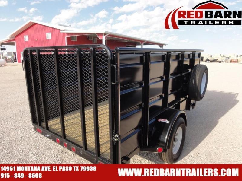 6 x 10 2020 GR Trailers UT6010W03L Utility Trailer @RED BARN TRAILERS