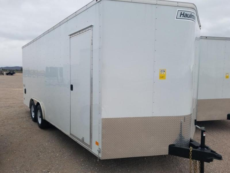 8.5 x 20 ENCLOSED/CARGO TRAILER @ Red Barn Trailers