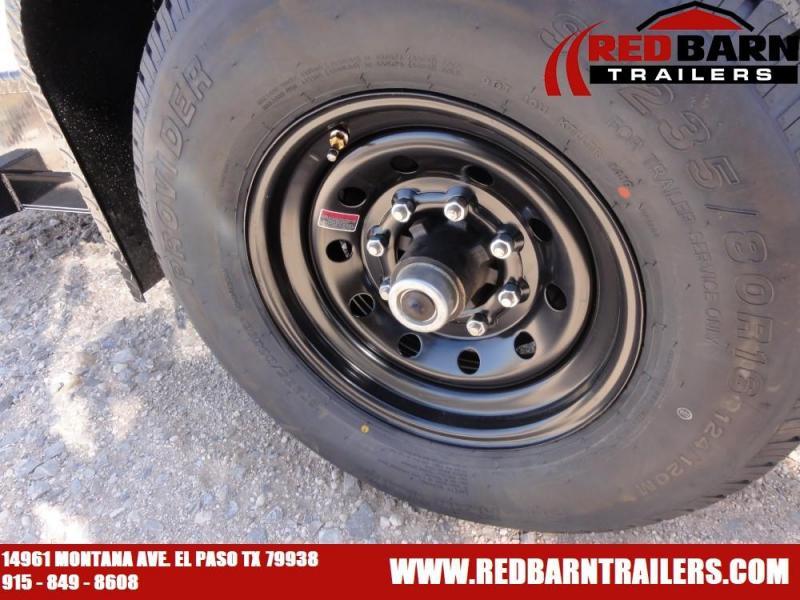 79 X 12 2019 Lamar Trailers SH79 Equipment Trailer @RED BARN TRAILERS