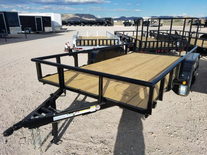 7 x 14 GR Utility Trailer @ Red Barn Trailers