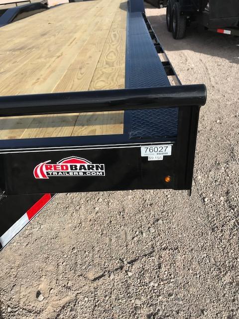102x32 2019 Lamar Trailers HD Equipment Hauler (H8) 14K-16K Equipment Trailer @ Red Barn Trailers