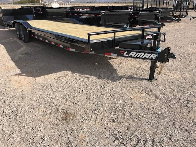 102x32 2019 Lamar Trailers HD Equipment Hauler (H8) 14K-16K Equipment Trailer @ Red Barn Trailers