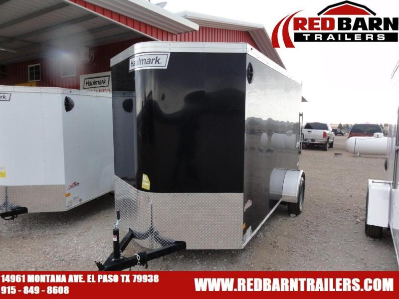 6 X 12 2019 Haulmark TSV612S2 Enclosed Cargo Trailer