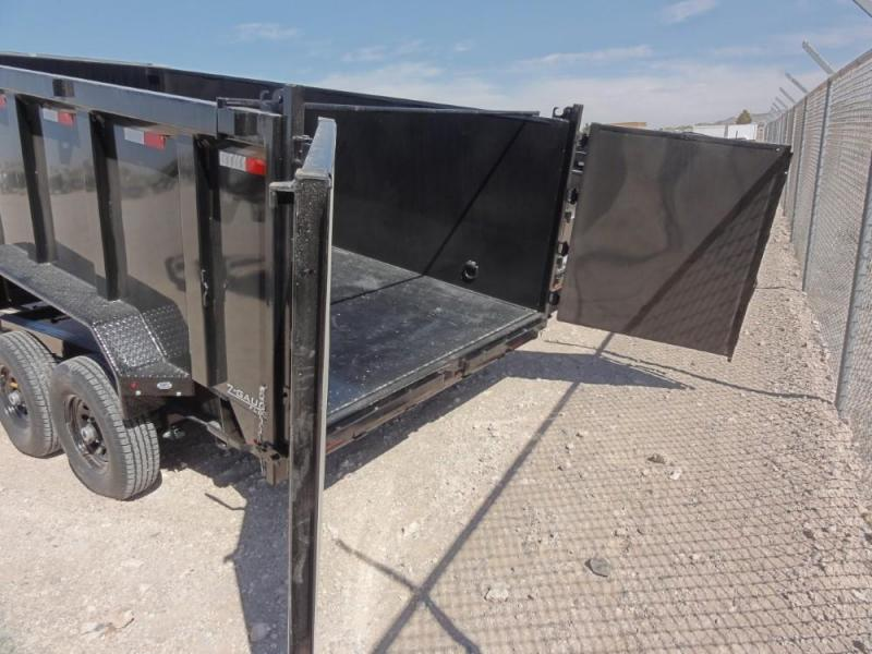 83 X 14 2019 Lamar Trailers Low-Pro Dump (DL) 14K-21K Dump Trailer