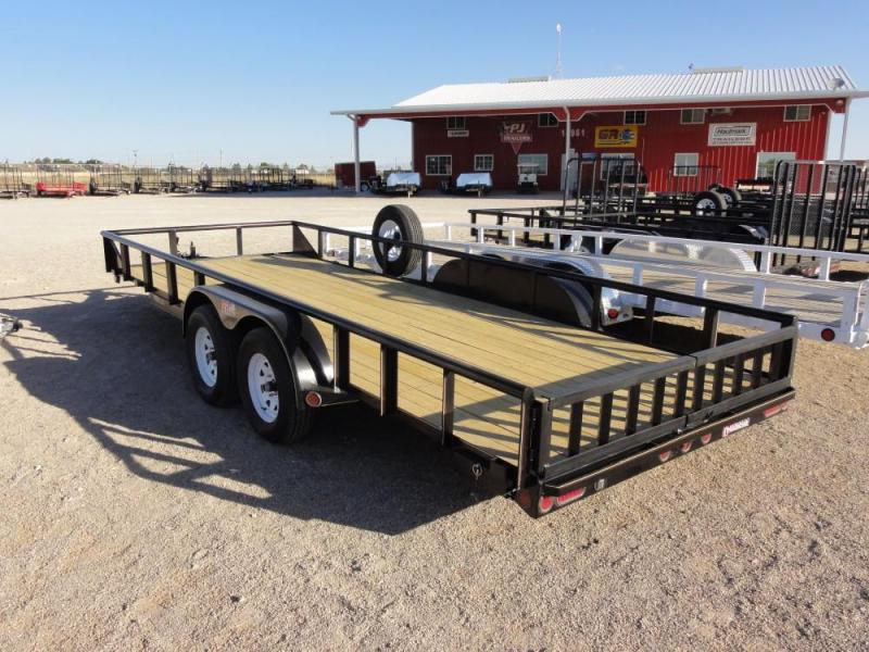 2019 GR Trailers UT7022WR07L Utility Trailer @RED BARN TRAILERS