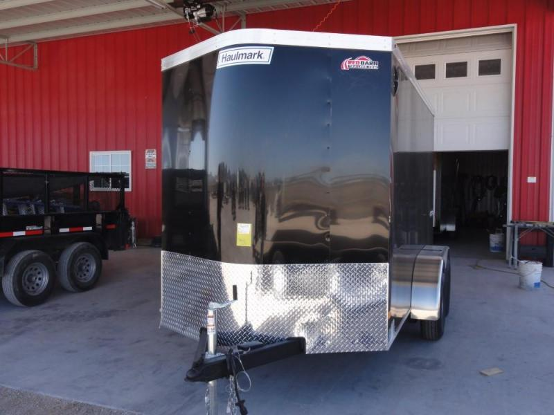 6 X 12 2019 Haulmark TSV612T2 Enclosed Cargo Trailer