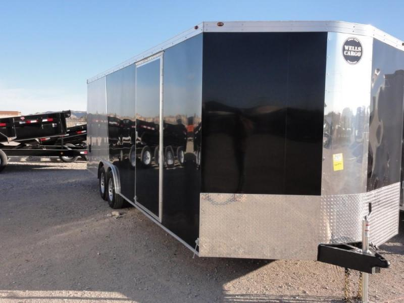 8.5 x 24 2019 ROADFORCE WELLS CARGO ENCLOSED TRAILER @RED BARN TRAILERS