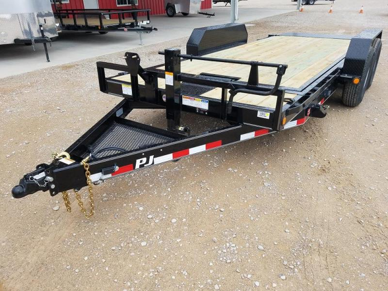 7 X 18 Channel Equipment Tilt (T6) @ Red Barn Trailers