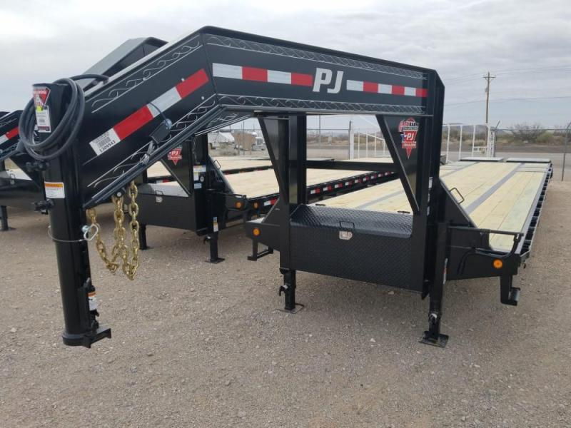102 x 40FT. PJ Low-Pro Flatdeck with Duals HUTCH (LD) @ Red Barn Trailers