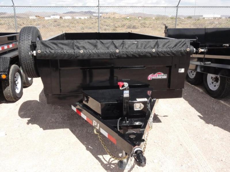 72 X 12 2020 PJ Trailers 72 Tandem Axle Dump (D3) Dump Trailer