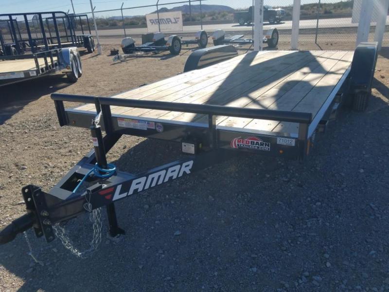 2019 Lamar Trailers CE831823 Car / Racing Trailer @RedBarnTrailers