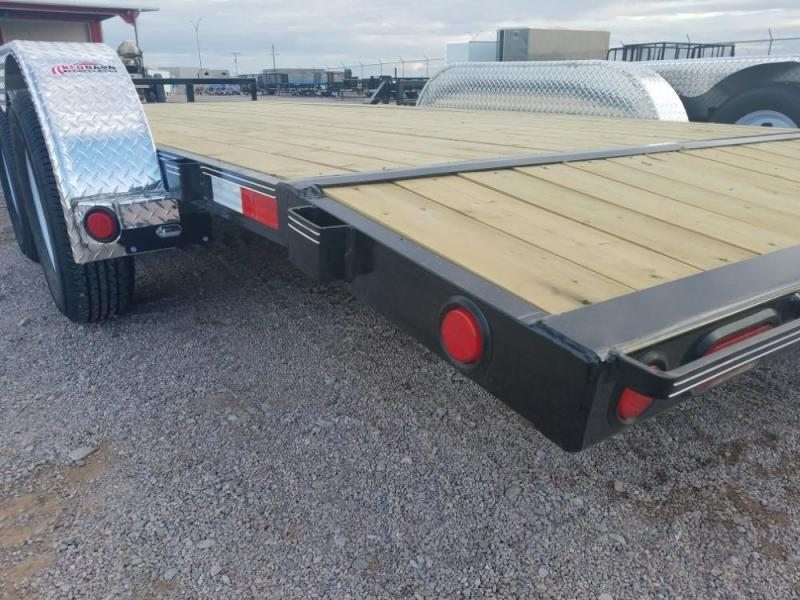 83 x 18' PJ  Carhauler @ Red Barn Trailers