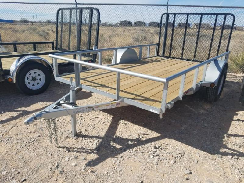 GR 6.5 x 12 Single Axle Utility - Ramp Gate @ Red Barn Trailers