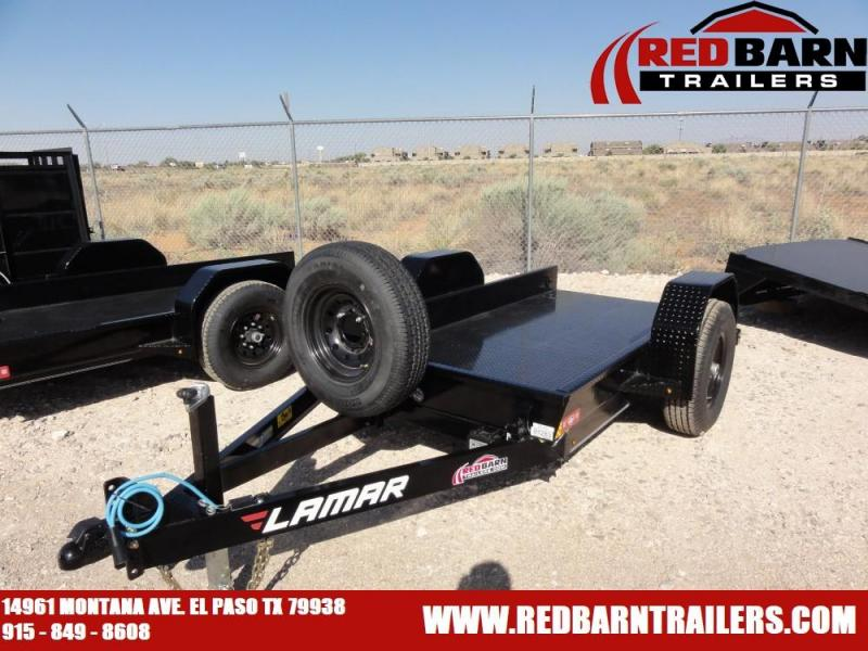 59 X 10 2019 Lamar Trailers SH59 Equipment Trailer @RED BARN TRAILERS