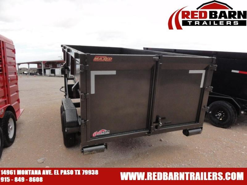 7 X 14 2020 MAXXD ROLL-OFF DUMP @RED BARN TRAILERS