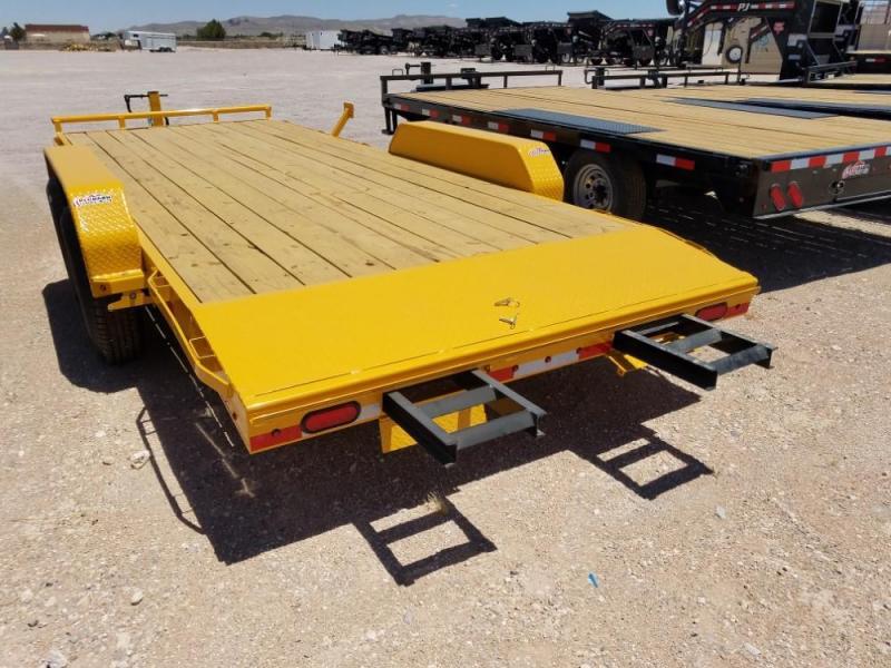 "83"" X 20' Equipment Hauler (H6) 14K @ Red Barn Trailers"