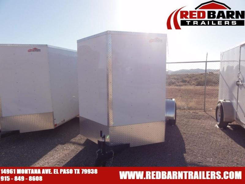 6 X 12 2019 GR Trailers CS6010 Enclosed Cargo Trailer