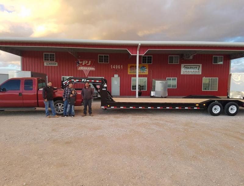 7 x 18 GR Utility Trailer @ Red Barn Trailers