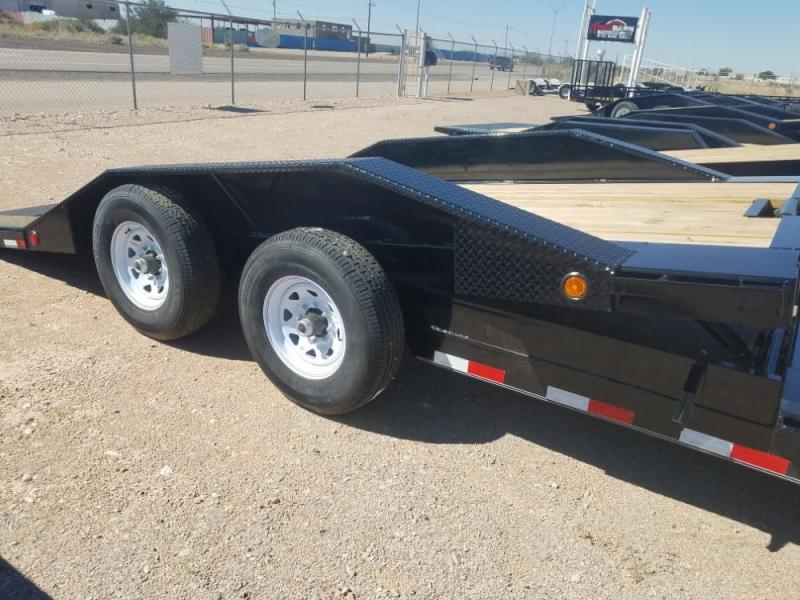 "102 X 22 6"" Channel Super-Wide Tilt (TS) Car / Racing Trailer @ Red Barn Trailers"