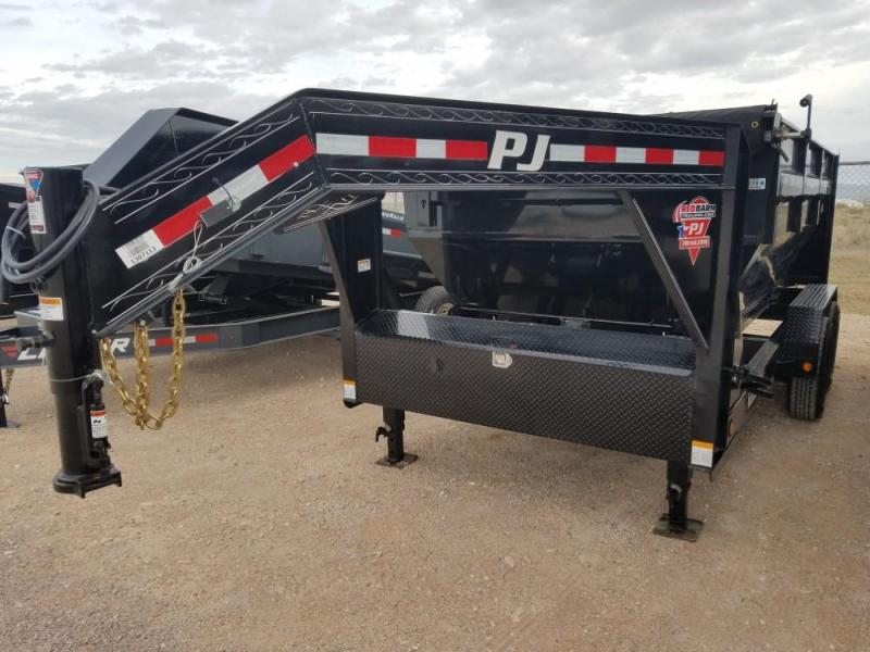 2019 PJ Trailers Rollster Roll Off Dump (DR) @RedBarnTrailers