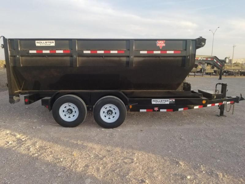 2019 Rollster Roll Off Dump (DR) @ Red Barn Trailers