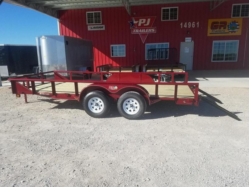 6 X 10 SINGLE AXLE CARGO @ Red Barn Trailers