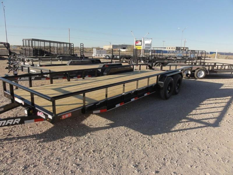 2019 Lamar Trailers Heavy Utility 10k Utility Trailer