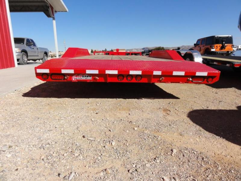 102 X 22 railers 5 Channel Buggy Hauler (B5) Car / Racing Trailer @RED BARN TRAILERS
