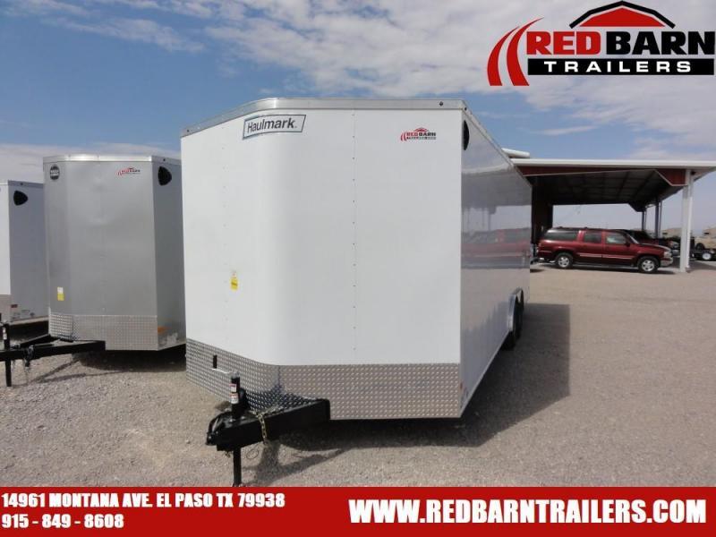 8.5 X 24 2020 Haulmark PP8524T3-D Enclosed Cargo Trailer