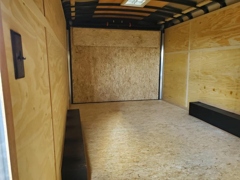 2020 Interstate 8.5'X20' WITH PACKAGE Enclosed Cargo Trailer