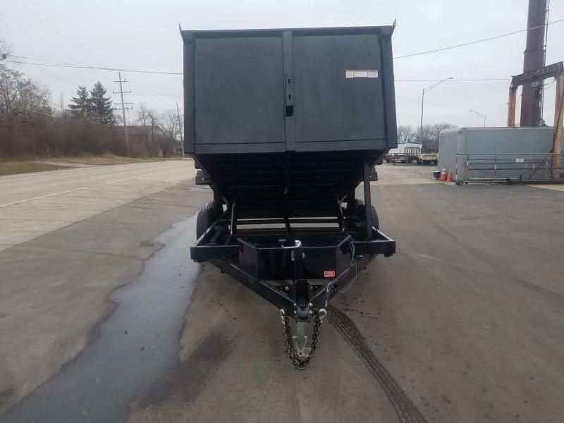 2019 Griffin 14 FOOT DUMP HIGH SIDE Dump Trailer