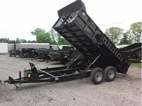 2019 Griffin 14 FOOT DUMP Dump Trailer