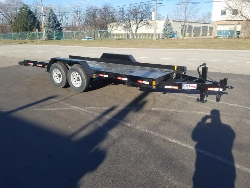 2019 Liberty 18' Tilt 14,000 LBS Equipment Trailer