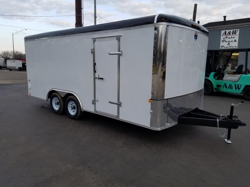 2019 Interstate I818TA3XLT Enclosed Cargo Trailer