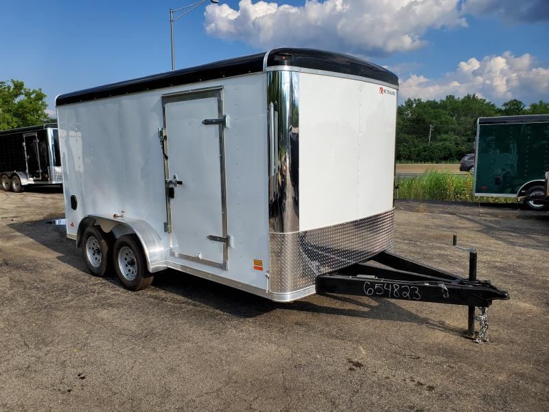 2020 RC Trailers 7X14 WITH PACKAGE Enclosed Cargo Trailer