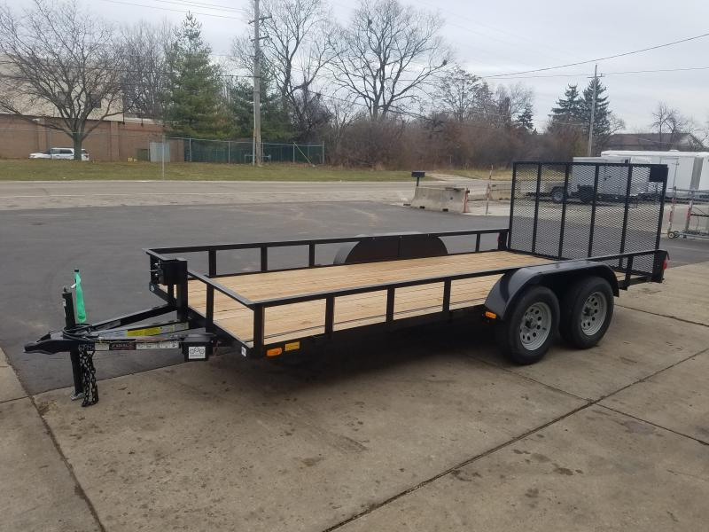 2019 Forest River USASG6516TA Utility Trailer