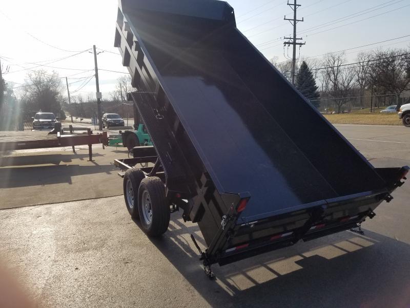 2019 Griffin GT-712 Dump Trailer